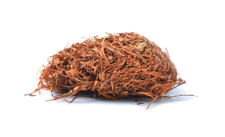 snuff: Tobacco leaves were dried, cut into small strips called line tobacco.