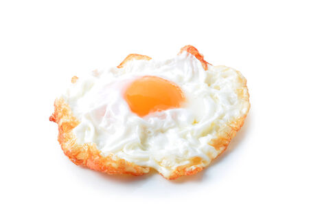 fried: fried egg