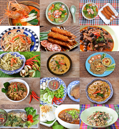 Thai cuisine photo