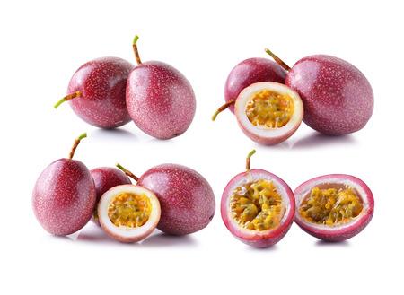 pasion: fruta de la pasi�n  Foto de archivo