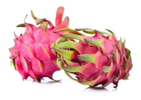 priceless: Dragon Fruit on white background
