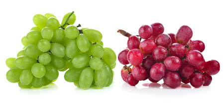 grape isolated on white background Stock Photo - 100018862