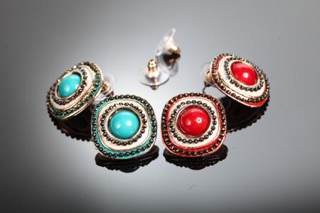 Earrings photo