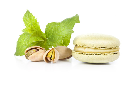 french macarons photo
