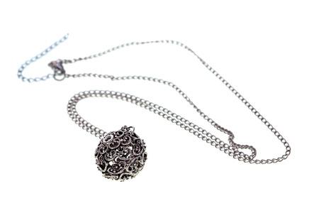 bijoux: necklace Stock Photo