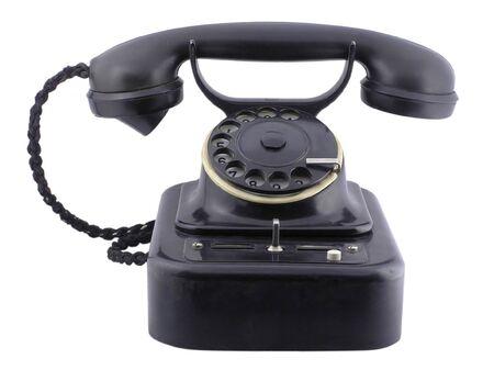 Old Telephone 版權商用圖片