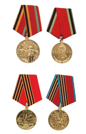 Soviet military commemorative medals