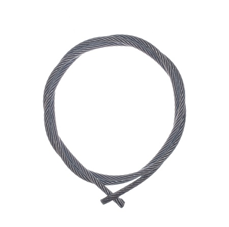 bendable: steel wire including those twisted in the shape of a frame