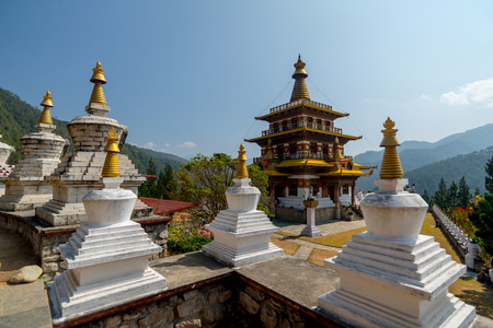 monastery: Bhutan monastery