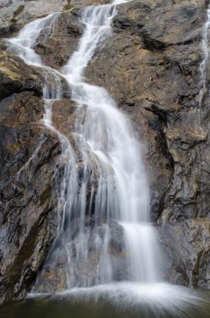 Sarika waterfall, Nakornnayok, Thailand Stock Photo - 14374653
