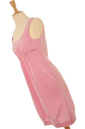 comtemporary: Contemporary evening dress on a Mannequin as it would displayed in a shop