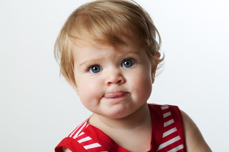 Baby Girl Stock Photo - 10348937