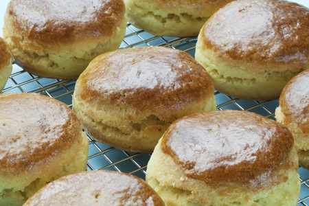 twos: Baked Scones