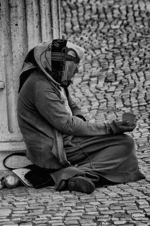 old beggar: Old Beggar Editorial