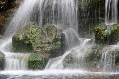 beautiful waterfall Stock Photo - 4550277