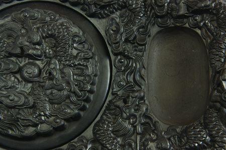 inkstone: Chinese calligraphy tool��inkstone