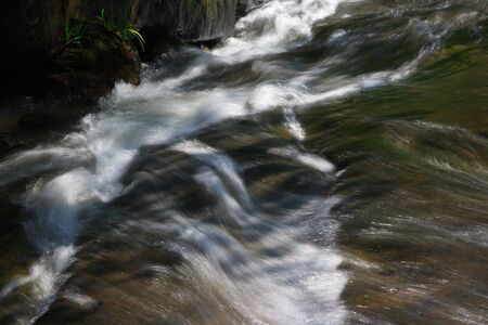 transient: Beauty of the stream