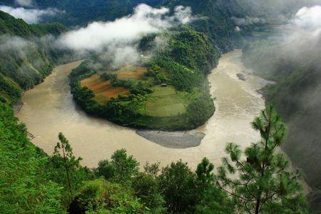 Mountain river Stock Photo - 5559726