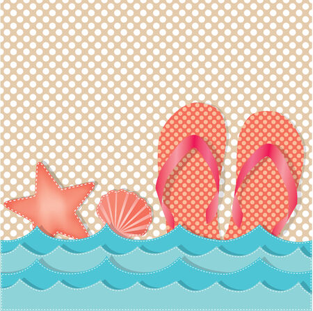 4,778 Flip Flop Stock Vector Illustration And Royalty Free Flip ...