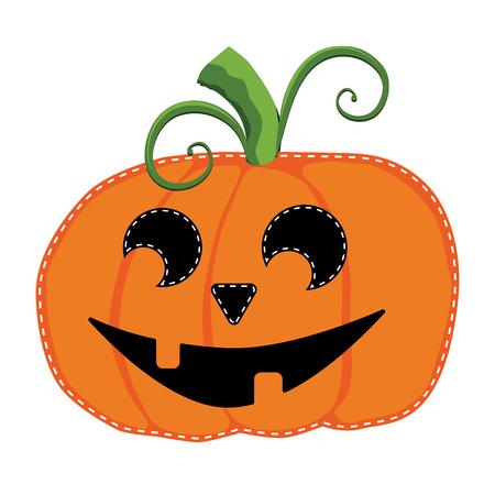 carved pumpkin: jack o lantern or carved pumpkin on a transparent background