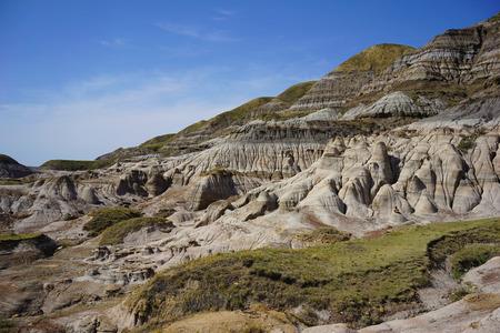 extra terrestrial: Hoodoos in the Alberta Badlands