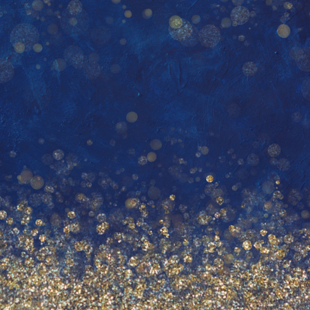 Abstract vintage blue background. Stock Photo
