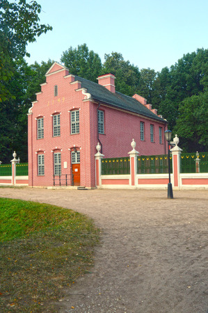 kuskovo: Ensemble Kuskovo Estate Dutch house