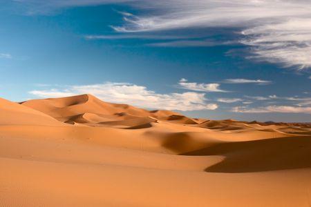 Sahara Desert Stock Photo - 511185