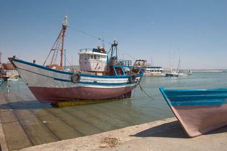 port of Essaouira Stock Photo - 527664