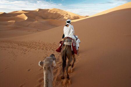 erg: Desert Sahara