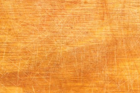 Well-used wood chopping board providing good texture for backgrounds Stock Photo - 5798860