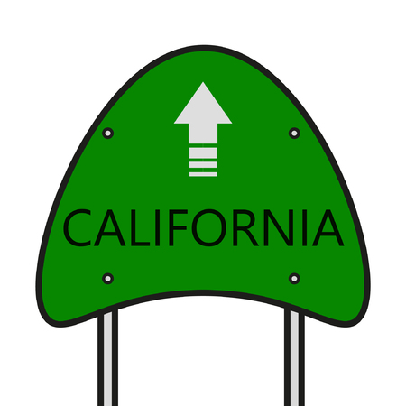 ca: California State, CA Board State Illustration