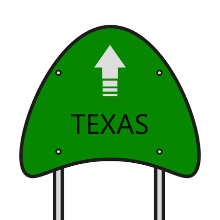 tx: Texas State Illustration