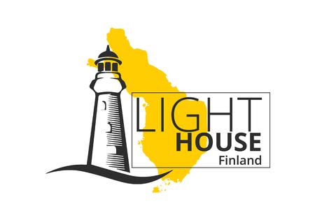 lighthouse: Lighthouse Finland Map
