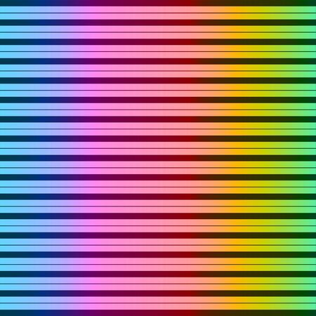 horizontal lines: Horizontal lines colours with background