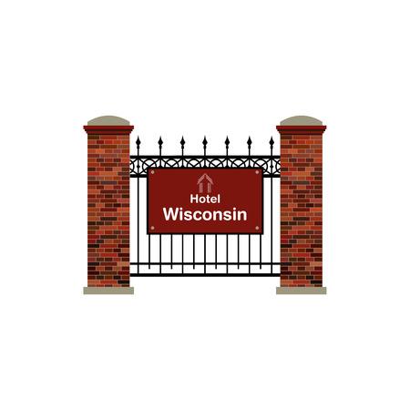 wisconsin: Hotel Wisconsin