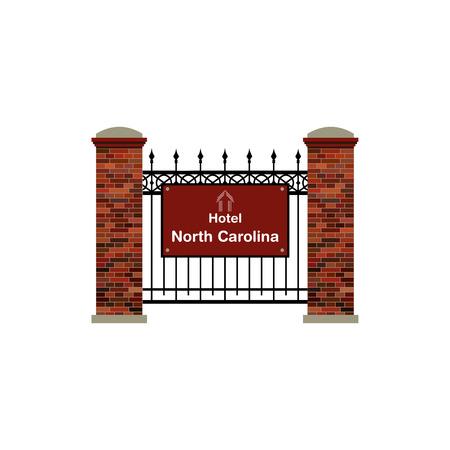north carolina: Hotel North Carolina