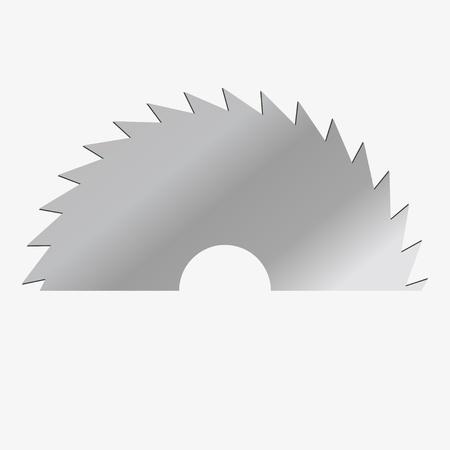 circular saw: illustration circular saw