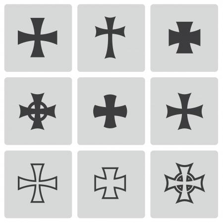 teutonic: Vector choppers crosses