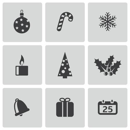 cristmas: cristmas icons set Illustration