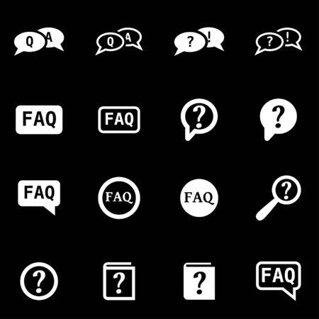 faq icon: