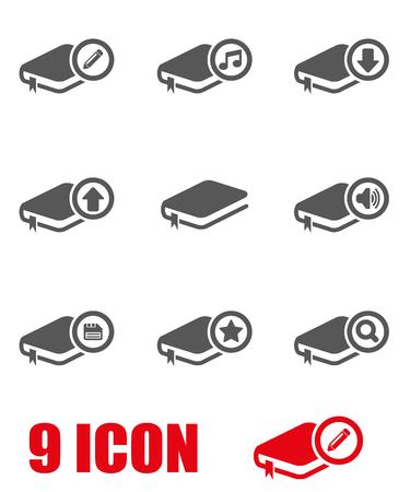 picture book: Vector black book icon set. Book Icon Object,  Book  Icon Picture, Book Icon Image,  Book Icon Graphic,  Book Icon JPG,  Book Icon EPS,  Book Icon AI - stock vector