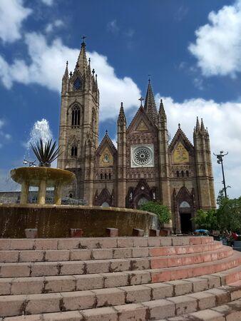 Jalisco Guadalajara Expiatory Temple Facade