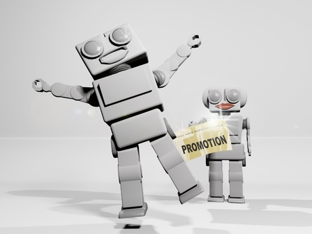 promoted: Getting promoted