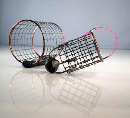 stuff fish: baskets