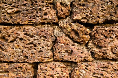 sephardi: Laterite wall background