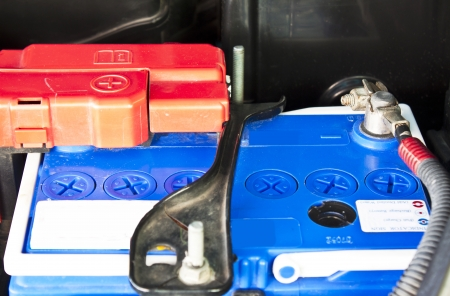 car battery: Battery car terminal