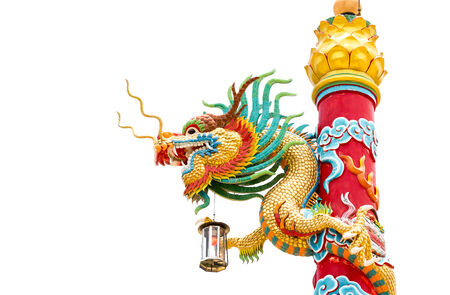 naga china: Dragon
