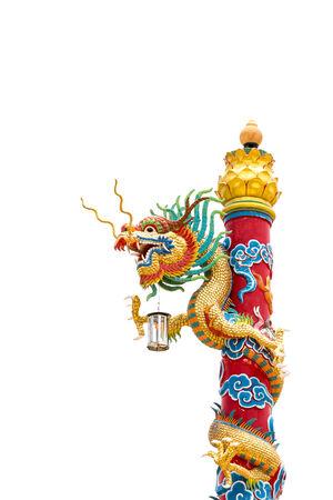 naga china: Dragon