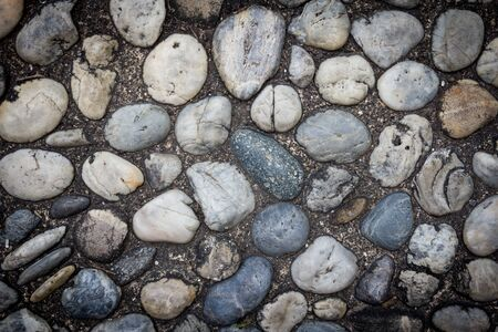 pebbles: Abstract background with pebbles